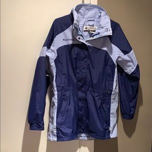 Columbia Large waterproof coat. In great condition